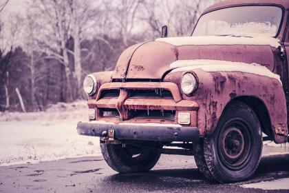 free photo of truck  old