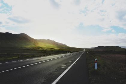 free photo of road  highway