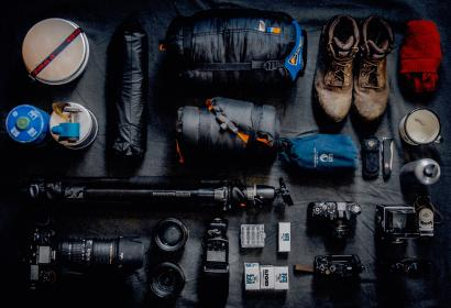 lifestyle, travel, equipment, cameras, kit, lenses, tripods, gears, shoes