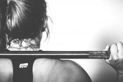 girl, woman, barbell, weights, muscles, strength, training, athlete, crossfit, health, fitness, exercise, working out, people