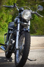 vintage,   old,   cycle,   chrome,   gas,   retro,   motorbike,   custom,   transportation,   ride,  motorcycle,  bike,  headlight,  classic, mechanic
