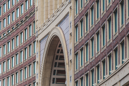building,   exterior,   city,   urban,   windows,   old,   architecture,   ornate,   brick,   pattern,   design,   business,   office,   wall,  arch,  hotel