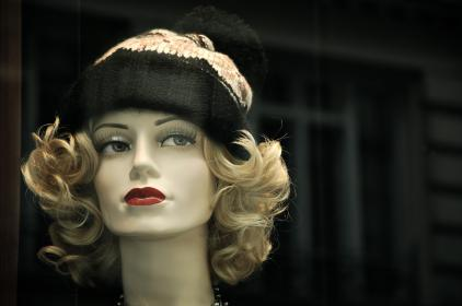 mannequin, fashion, accessory, shopping, mall, boutique