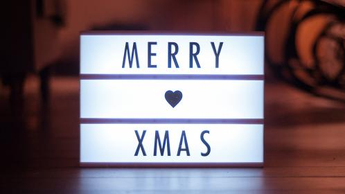 christmas, day, furniture, wooden, shiny, floor, signage, text