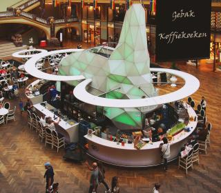 free photo of shopping mall  stores