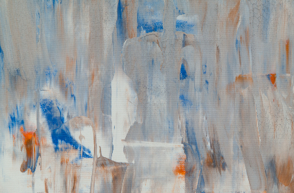 abstract,   painting,   art,   creative,   design,   artist,   canvas,   acrylic,   close up,  gray,  moody,  blue,  muted,  colored