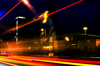 city,  night,  blur,  driving,  street,  road,  lights,  streaks,  movement,  motion,  urban,  modern,  abstract,  blurred,  busy,  colors,  trails, cars