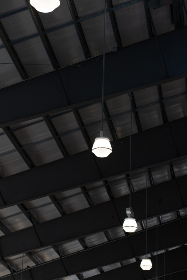 building,  ceiling,  abstract,  interior,  light,  design,  metal,  industrial,  construction,  beams,  architecture,  indoor,  pattern,  monochromatic