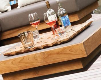wooden, table, shot, glass, alcoholic, beverage, white, red, wine, couch, sofa