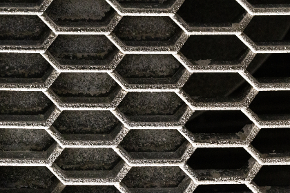 free photo of car   grille