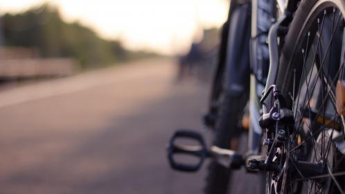 bicycles, bike, wheels, gear, travel, fitness, road, outdoor, sports, bokeh, blur, steel, brakes,  pedals