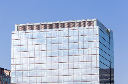city,  glass,  building,  reflection,  windows,  downtown,  business,  sky,  office,  tall,  modern,  architecture,  design