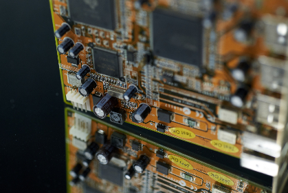 free photo of 	circuit    card