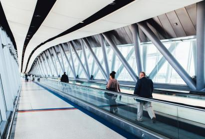 airport, travel, trip, transportation, people, walking, architecture