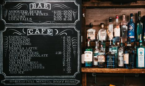 free photo of chalkboard  menu