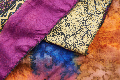 sari,  scarf,  fabric,  texture,  pattern,  design,  sewing,  crafts,  materials,  colorful,  flat lay,  variety