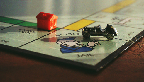 monopoly,  board game,  board games,  games,  jail, prison,  fun