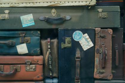 free photo of baggage  luggage