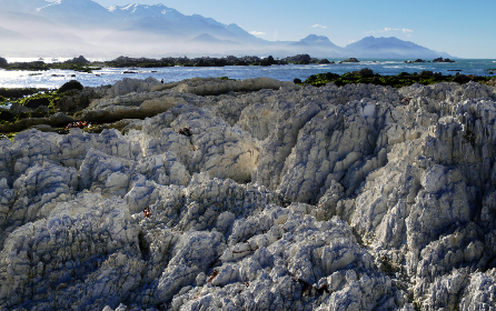 rocky,  coastline,  landscape,  mountains,  ocean,  water,  sea,  rugged,  shore,  stone,  sky,  clouds,  nature