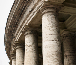 marble,  pillars,  old,  building,  structure,  landmark,  architecture,  columns,  weathered,  roman,  ornate,  classic,  detail,  design