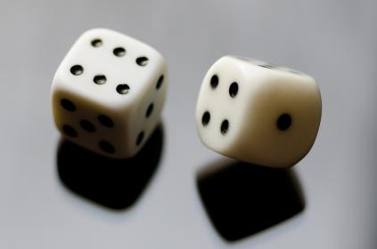 dice, game, numbers