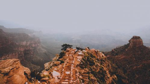 free photo of rock  formation
