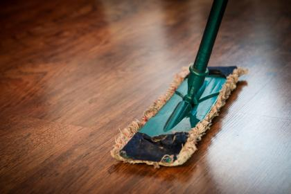 free photo of mop  sweeping