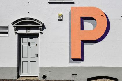 architecture, building, structure, white, wall, door, house, sign