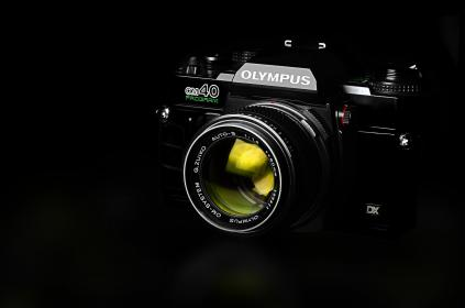 olympus, lens, black, camera, photography