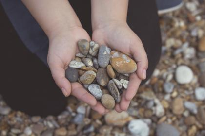 free photo of pebbles  rocks