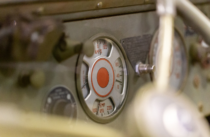 old,   dashboard,   transport,   military,   vehicle,   vintage,   classic,   car,   drive,   automobile,   jeep,   speedometer,  gauges,  steering,  wheel