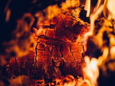 free photo of fire  flames
