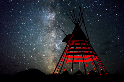 milky way, galaxy, stars, night, astronomy, cosmos, nebula, space, amazing, constellations, tipi, teepee, nature, outdoors