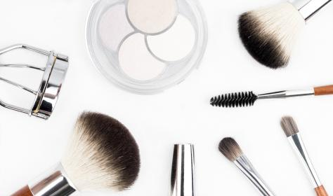 free photo of brush  make up