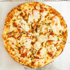 pizza, cheese, crust, food, dinner, lunch