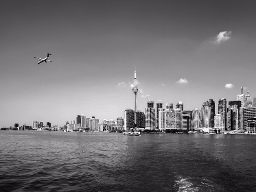 Toronto ,  city,  downtown,  Canada,  Ontario,  cntower, waterfront, cityscape, skyline