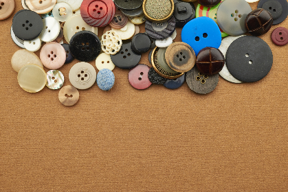 sewing,  buttons,  background,  assortment,  variety,  clothes,  craft,  shapes,  circle,  texture,  flat lay,  copyspace,  various,  fashion