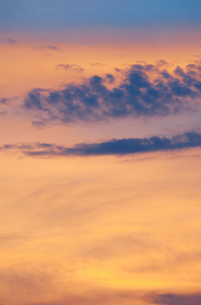 sunset,   pink,   sky,   clouds,   orange,   dusk,   dawn,   light,   pastel,   evening,   climate,   nature,   abstract,   background,   natural,   cloudscape,  vertical