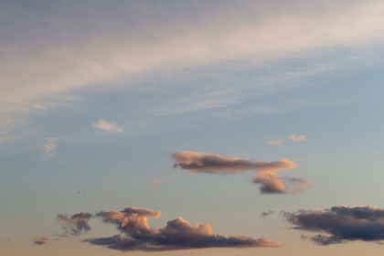 free photo of clouds   dusk