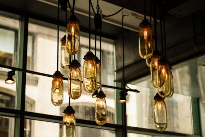 lights, light bulb, light bulbs, decor, fixtures, building, architecture