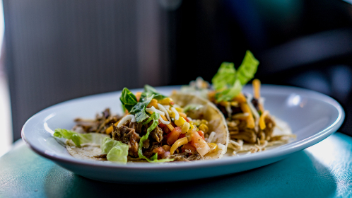 free photo of tacos   plate