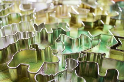 free photo of cookie  cutter