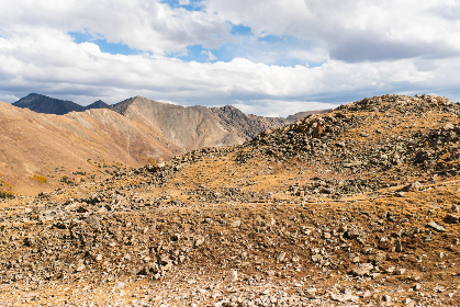 dramatic,  textures,  rocky mountains,  rocks,  desert,  dry,  arid,  high,  clouds,  sky,  mountainous,  environment,  earth,  altitude, mountains, landscape, rocky, scenery, climbing, hiking, exploring, travel, nature, outdoors, outside
