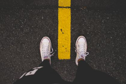 foot, road, travel, adventure, converse, white, sneakers