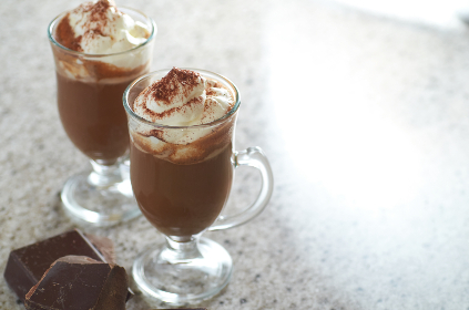 free photo of hot    chocolate