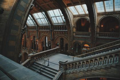 architecture, building, infrastructure, museum, history, stairs
