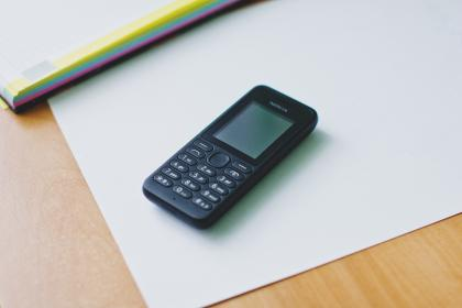 nokia, cell phone, business, office, desk, papers