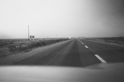 highway,   speed,   road,   vintage,   america,   landscape,   horizon,   travel,   film,   photography,   retro,   usa,   sky,   old,   lane,   automotive,   driving,  sign,  billboard,  monochrome