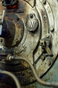 grungy,  industrial,  machine,  factory,  dirty,  metal,  tools,  mechanical,  antique,  burner,  furnace,  aged,  weathered,  rust