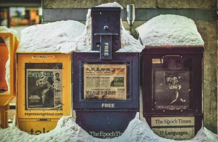 free photo of newspapers  news